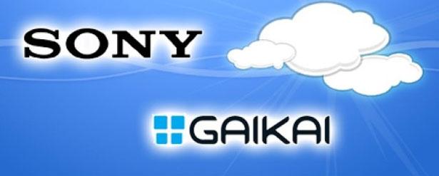 Sony + Gaikai