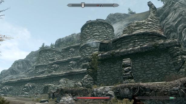 Skyrim bandycki fort